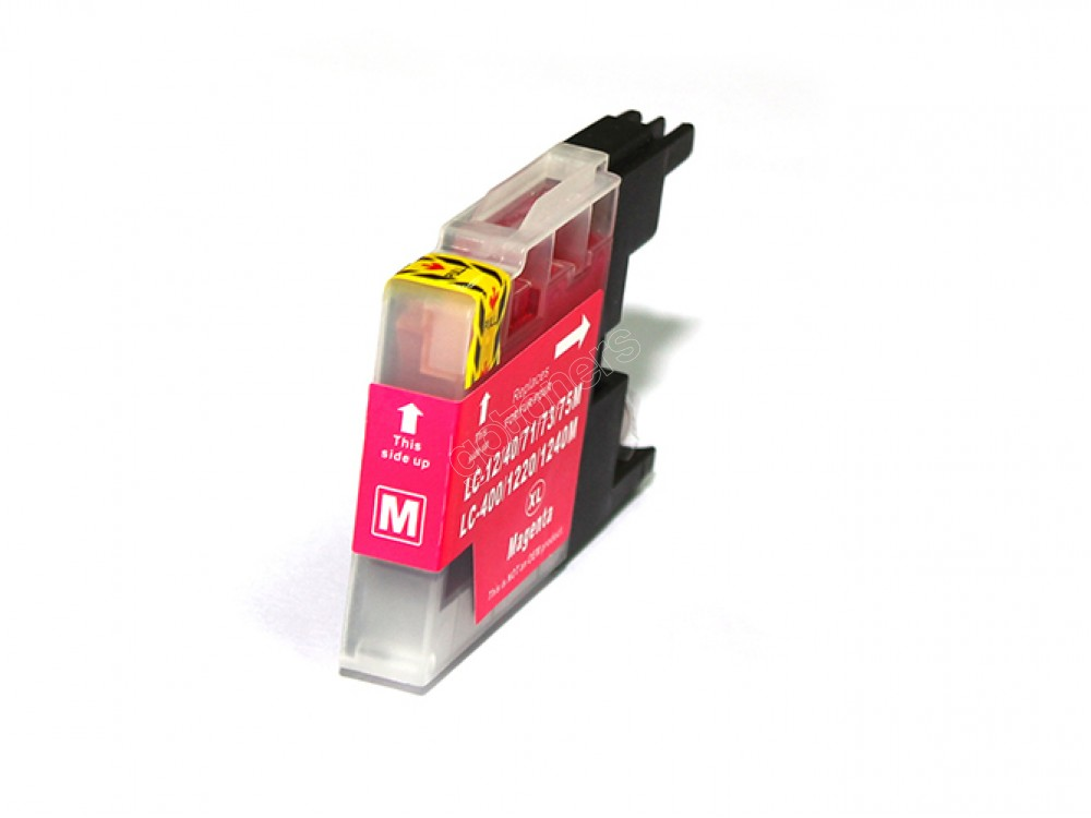 Gotoners™ Brother New Compatible LC71M Magenta Inkjet Cartridge, Standard Yield