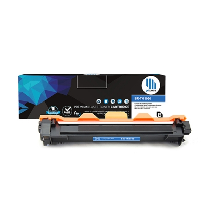 Gotoners™ Brother New Compatible TN-1030BK Black Toner, Standard Yield