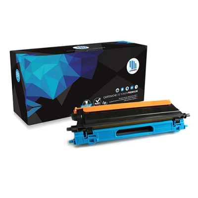 Gotoners™ Brother Compatible TN-115 Cyan Remanufactured Toner , Standard Yield