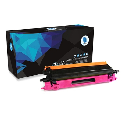 Gotoners™ Brother Compatible TN-115 Magenta Remanufactured Toner , Standard Yield