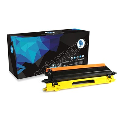 Gotoners™ Brother Compatible TN-115 Yellow Remanufactured Toner , Standard Yield