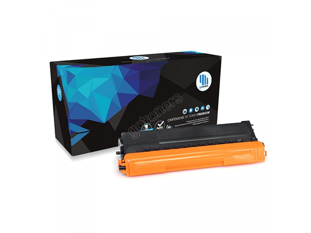 Gotoners™ Brother New Compatible TN-310 Yellow Toner, Standard Yield