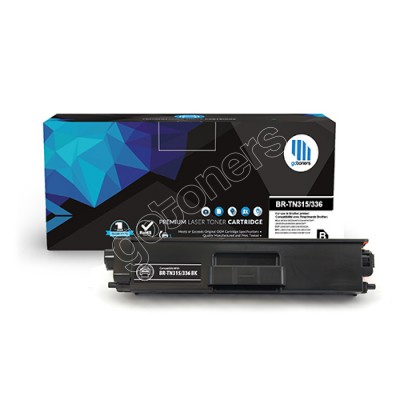 Gotoners™ Brother New Compatible TN-315BK Black Toner, High Yield