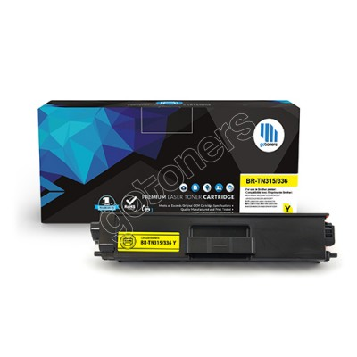 Gotoners™ Brother New Compatible TN-315 Yellow Toner, High Yield