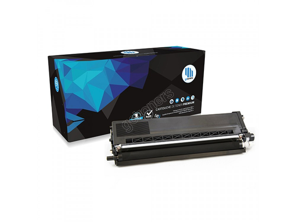 Gotoners™ Brother New Compatible TN-336BK Black Toner, High Yield