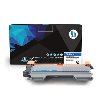 Gotoners™ Brother New Compatible TN-450BK Black Toner, High Yield Version of TN-420BK