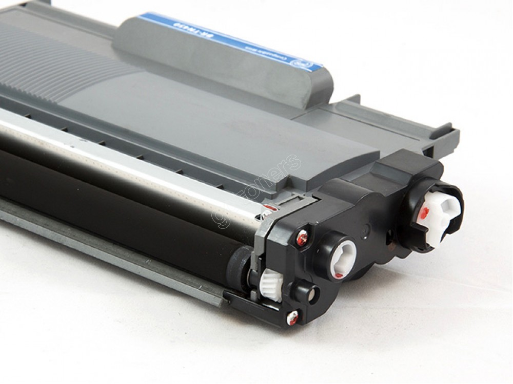 Gotoners™ Brother New Compatible TN-450BK Black Toner, High Yield Version of TN-420BK, 12 pack