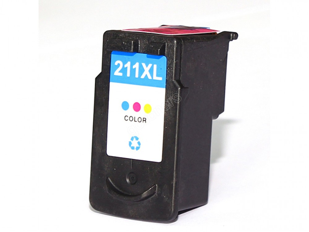 Gotoners™ Canon Compatible CL-211XL Tri-Color Remanufactured Inkjet Cartridge, High Yield