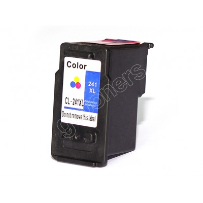 Gotoners™ Canon Compatible CL-241XL Tri-Color Remanufactured Inkjet Cartridge, High Yield