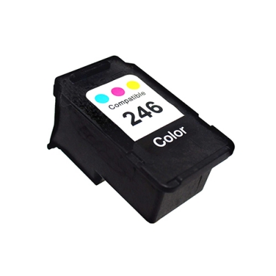 Gotoners™ Canon Compatible CL-246XL Tri-Color Remanufactured Inkjet Cartridge, High Yield