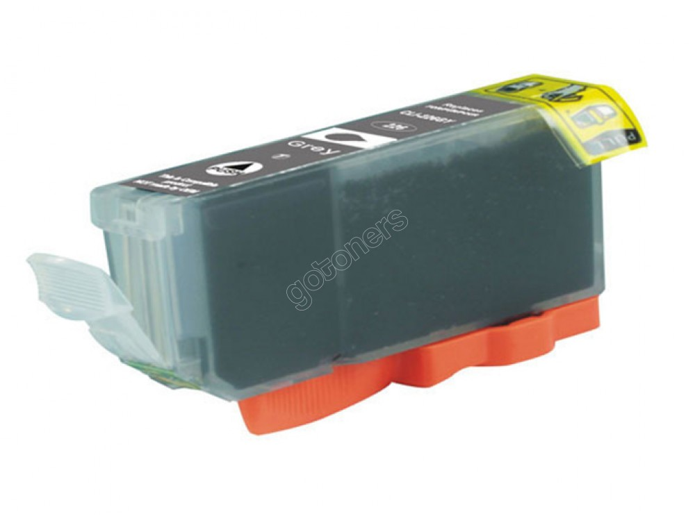 Gotoners™ Canon New Compatible CLI-226GY Grey Inkjet Cartridge, Standard Yield
