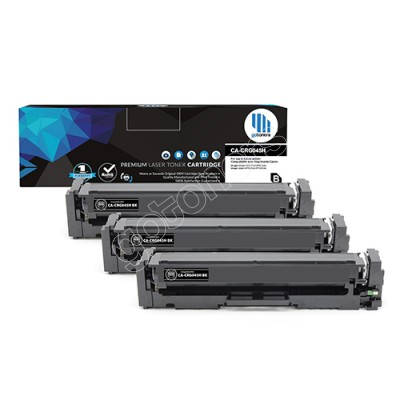 Gotoners™ Canon New Compatible CRG045H BK (1246C001) Black Toner, High Yield, 3 Pack