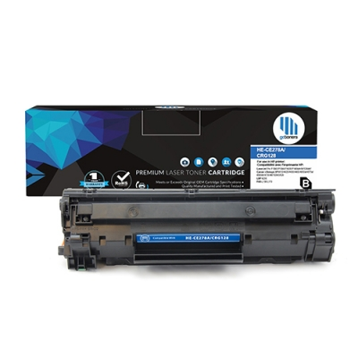 Gotoners™ Canon New Compatible Canon 128 (3500B001AA) Black Toner, Standard Yield
