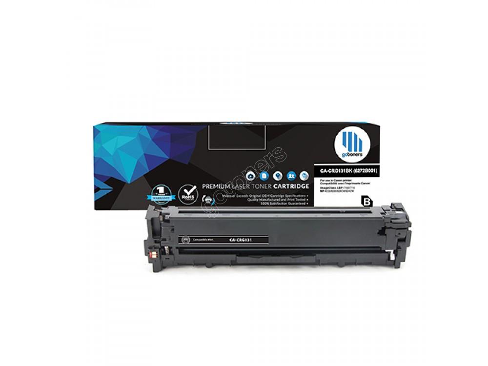 Gotoners™ Canon 131 (6272B001) New Compatible Black Toner Cartridge, Standard Yield