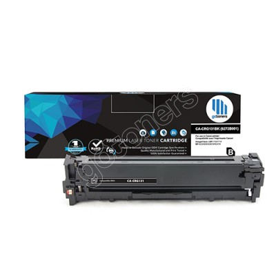 Gotoners™ Canon 131 (6272B001) New Compatible Black Toner Cartridge, Standard Yield