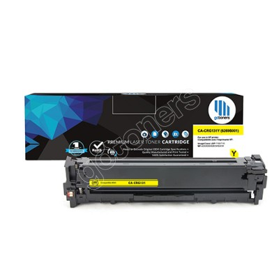 Gotoners™ Canon 131 (6269B001) New Compatible Yellow Toner Cartridge, Standard Yield