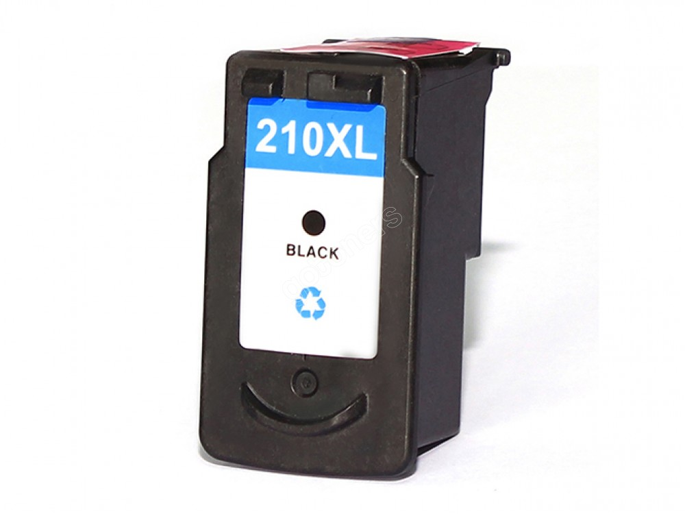 Gotoners™ Canon Compatible PG-210XL Black Remanufactured Inkjet Cartridge, High Yield