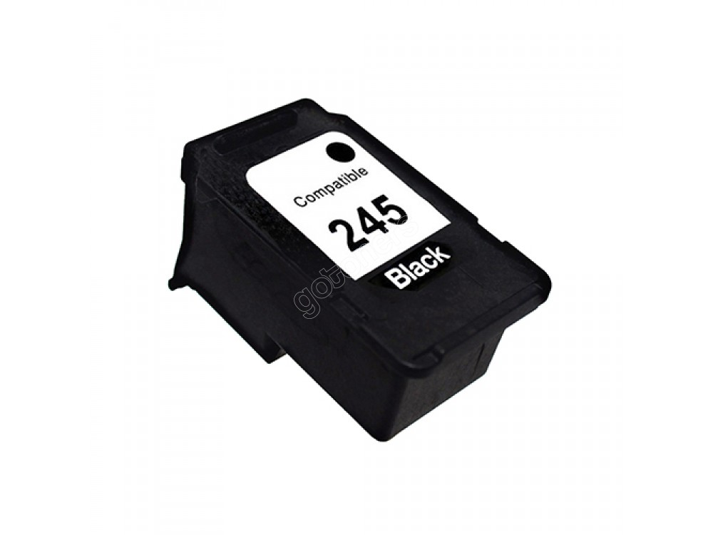 Gotoners™ Canon Compatible PG-245XL Black Remanufactured Inkjet Cartridge, High Yield