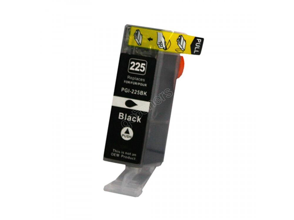 Gotoners™ Canon New Compatible PGI-225PGBK Black Inkjet Cartridge, Standard Yield