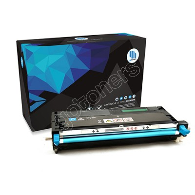 Gotoners™ Dell Compatible 310-8094 (3110/3115) Cyan Remanufactured Toner , Standard Yield