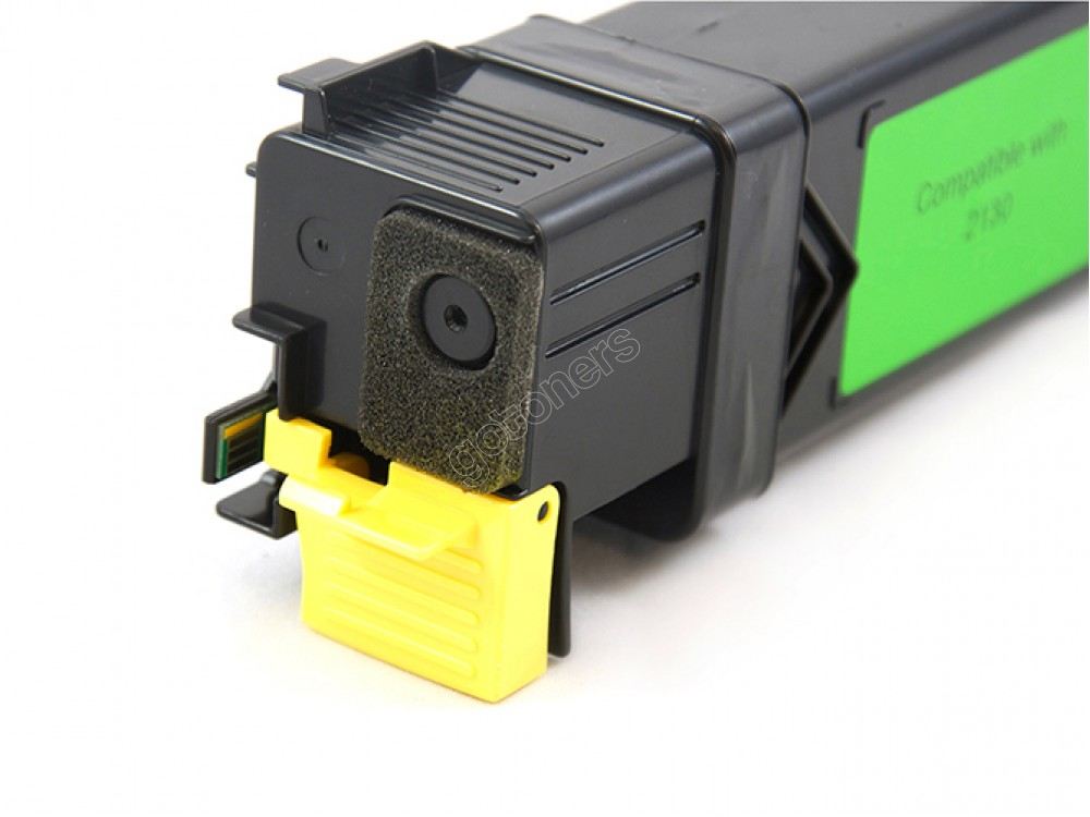 Gotoners™ Dell New Compatible 330-1438 (2130) Yellow Toner Kit, Standard Yield