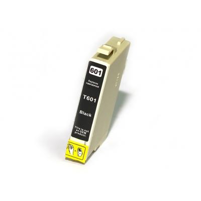 Gotoners™ Epson New Compatible T0601 Black Inkjet Cartridge, Standard Yield