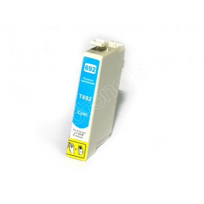 Gotoners™ Epson New Compatible T0692 Cyan Ink Cartridge, Standard Yield
