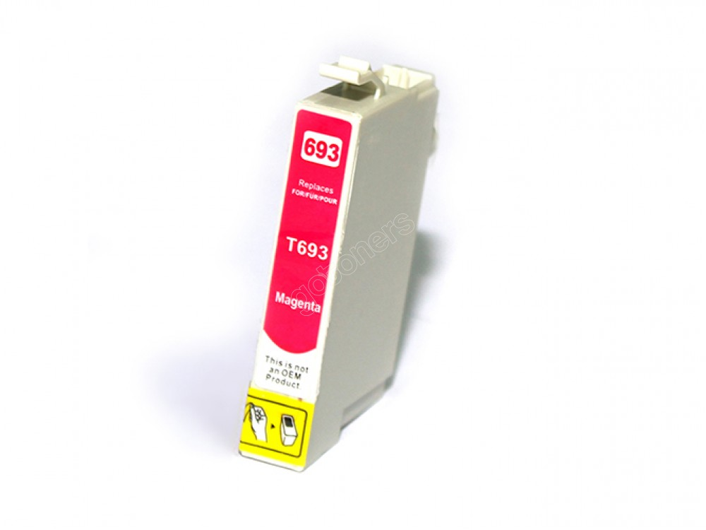 Gotoners™ Epson New Compatible T0693 Magenta Ink Cartridge, Standard Yield