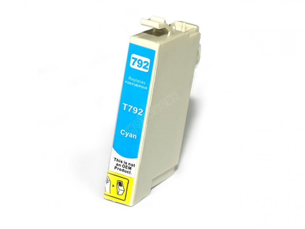 Gotoners™ Epson New Compatible T0792 Cyan Ink Cartridge, Standard Yield