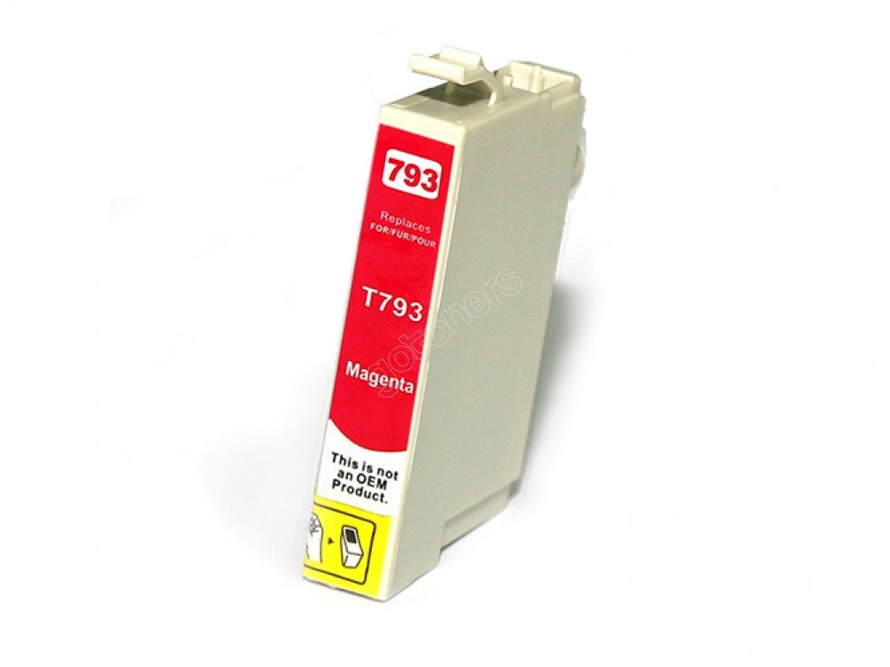 Gotoners™ Epson New Compatible T0793 Magenta Ink Cartridge, Standard Yield