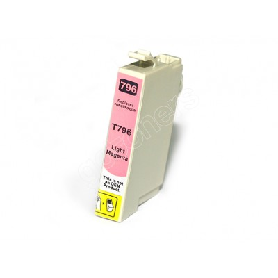 Gotoners™ Epson New Compatible T0796 Light Magenta Ink Cartridge, Standard Yield