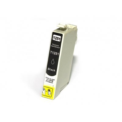Gotoners™ Epson New Compatible T1251 Black Ink Cartridge, Standard Yield