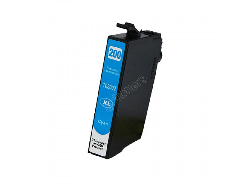 Gotoners™ Epson New Compatible T2002 Cyan Inkjet Cartridge, High Yield