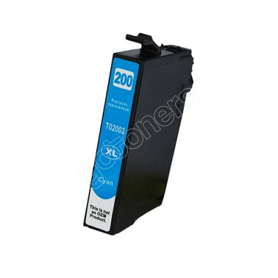 Gotoners™ Epson New Compatible T2002 Cyan Inkjet Cartridge, High Yield