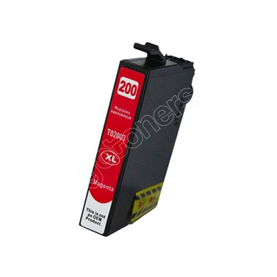 Gotoners™ Epson New Compatible T2003 Magenta Inkjet Cartridge, High Yield