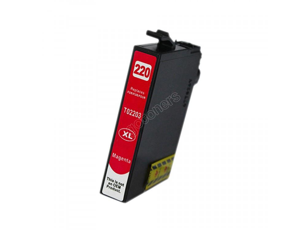 Gotoners™ Epson New Compatible T2203 XL Magenta Inkjet Cartridge, High Yield