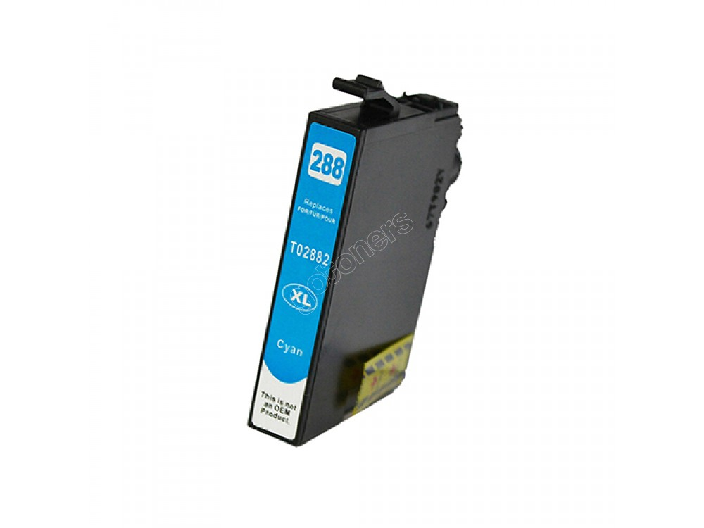 Gotoners™ Epson New Compatible T288XL C (T288XL220) Cyan Ink, High Yield