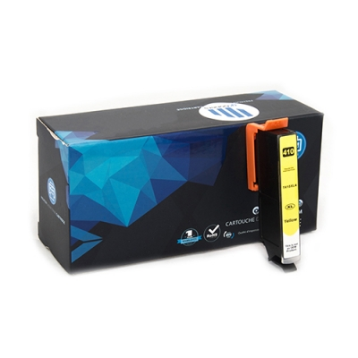 Gotoners™ Epson New Compatible T410XL Y (T410XL420) Yellow Ink Cartridge, High Yield