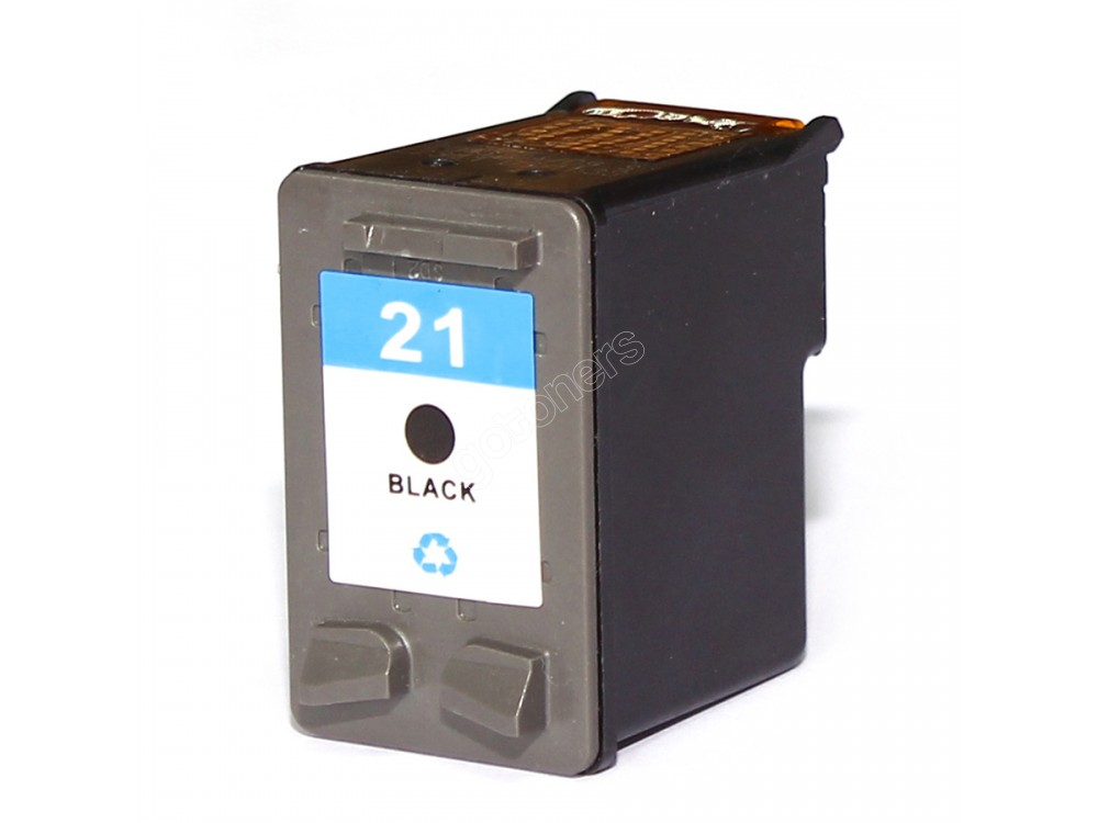 Gotoners™ HP Compatible 21 (C9351A) Black Remanufactured Inkjet Cartridge, Standard Yield