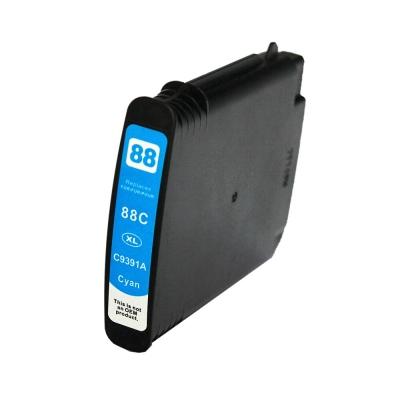 Gotoners™ HP Compatible 88XL C (C9391AN) Cyan Remanufactured Inkjet Cartridge, High Yield