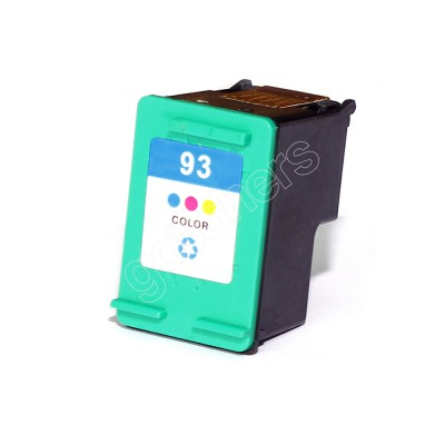 Gotoners™ HP Compatible 93 (C9361W) Tri-Color Remanufactured Inkjet Cartridge, Standard Yield