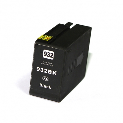 Gotoners™ HP New Compatible 932XL BK (CN053AN) Black Inkjet Cartridge, High Yield