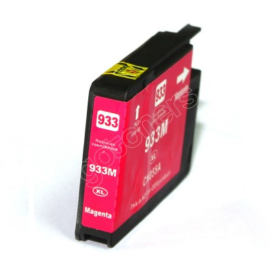 Gotoners™ HP New Compatible 933XL M (CN055AN) Magenta Inkjet Cartridge, High Yield