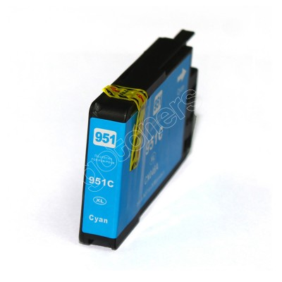 Gotoners™ HP New Compatible 951XL C (CN046AN) Cyan Inkjet Cartridge, High Yield