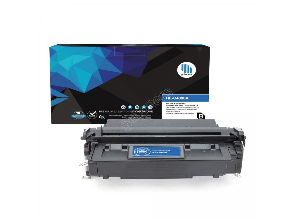 Gotoners™ HP New Compatible C4096A (96A) Black Toner, Standard Yield