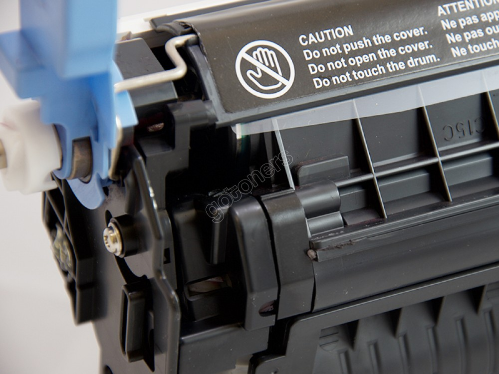 Gotoners™ HP Compatible C9720A (641A) Black Remanufactured Toner , Standard Yield