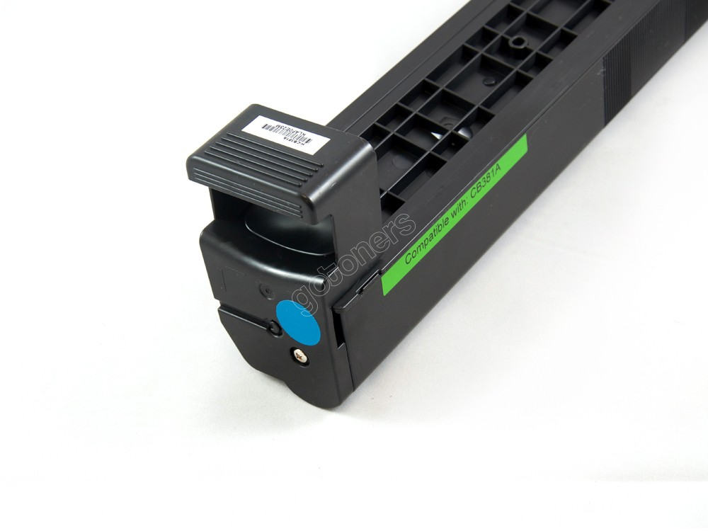 Gotoners™ HP Compatible CB381A (824A) Cyan Remanufactured Toner Kit, Standard Yield
