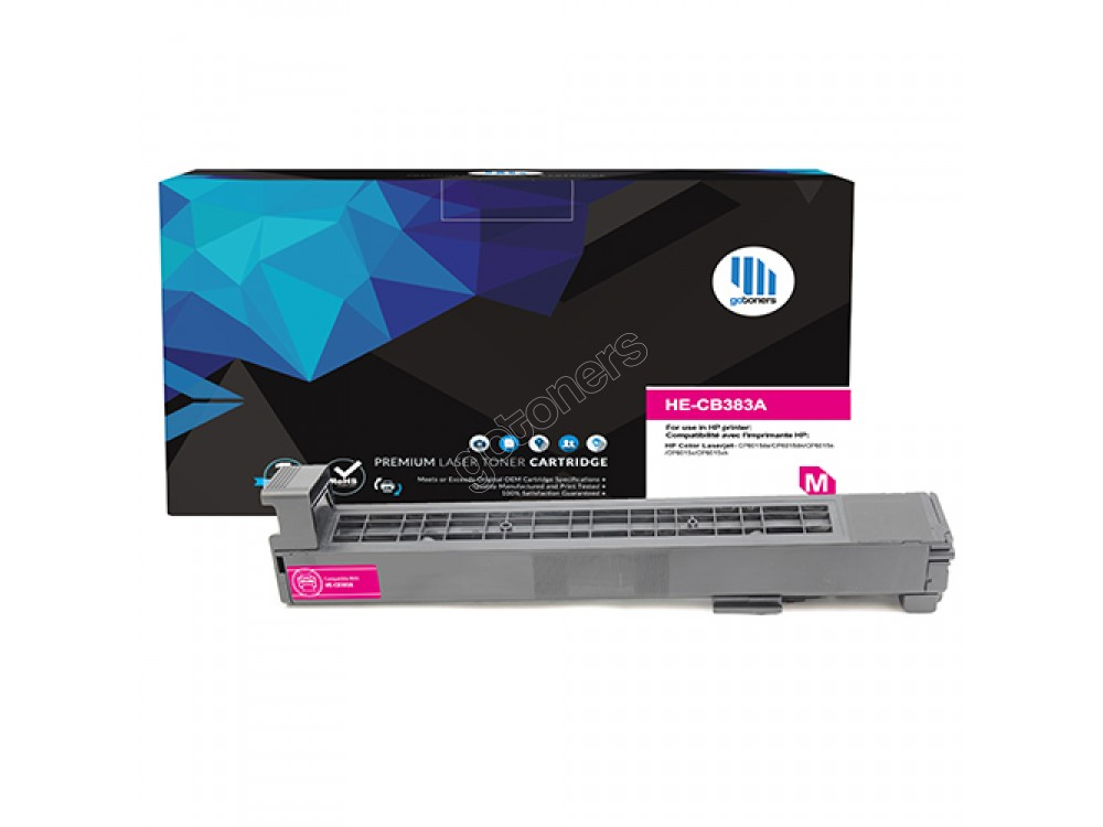 Gotoners™ HP Compatible CB383A (824A) Magenta Remanufactured Toner Kit, Standard Yield