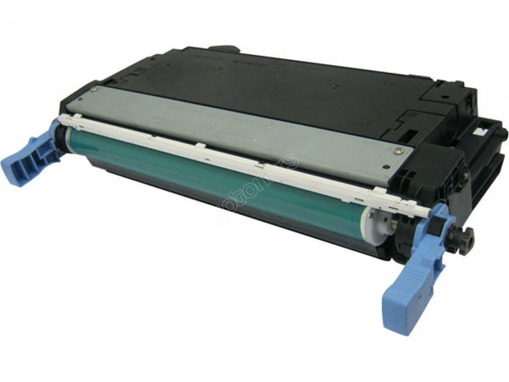 Gotoners™ HP Compatible CB401A (642A) Cyan Remanufactured Toner , Standard Yield