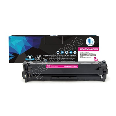 Gotoners™ HP New Compatible CB543A (125A) Magenta Toner, Standard Yield